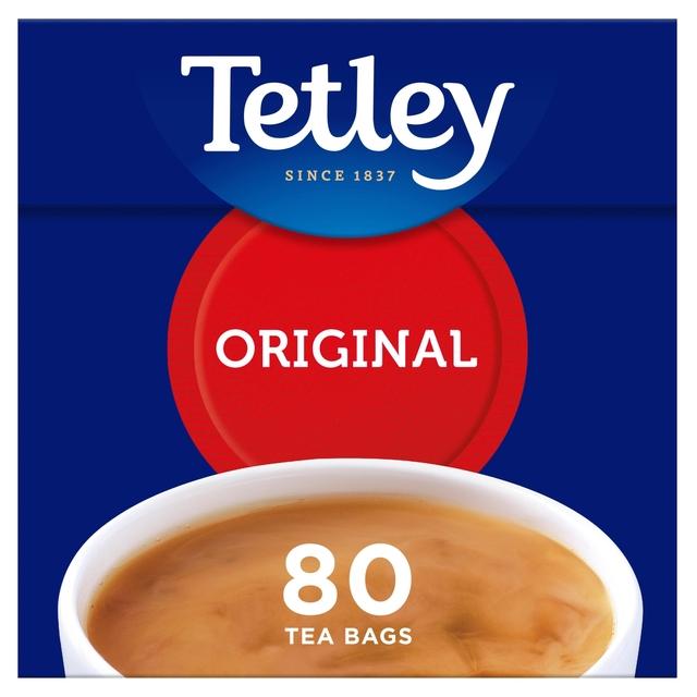tetley tea Shop for tetley tea in beverages buy products such as tetley british blend premium black tea - 80 ct at walmart and save.