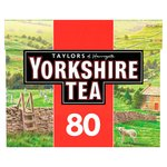 Yorkshire Tea Bags 80s