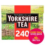 Yorkshire Tea Bags  240's