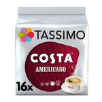 Tassimo Costa Americano Coffee Pods 16s
