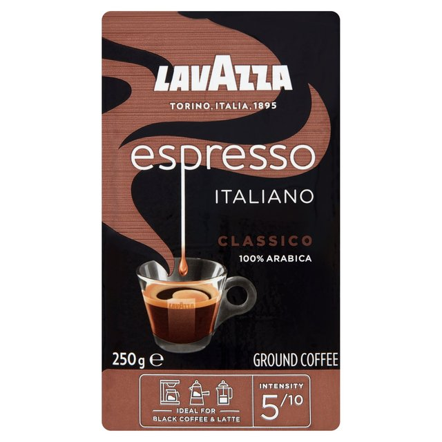 Lavazza Caffè Espresso Ground Coffee