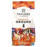 Taylors of Harrogate Cafe Brasilia Ground Coffee