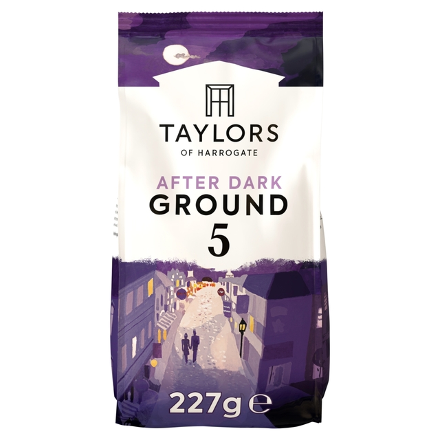 Taylors of Harrogate After Dark Ground Coffee