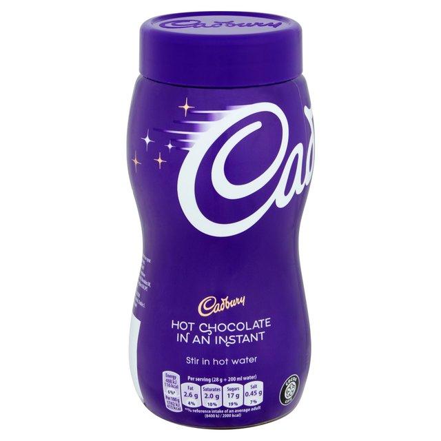 Cadbury S Drinking Chocolate Offers
