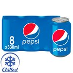 Pepsi, Delivered Chilled