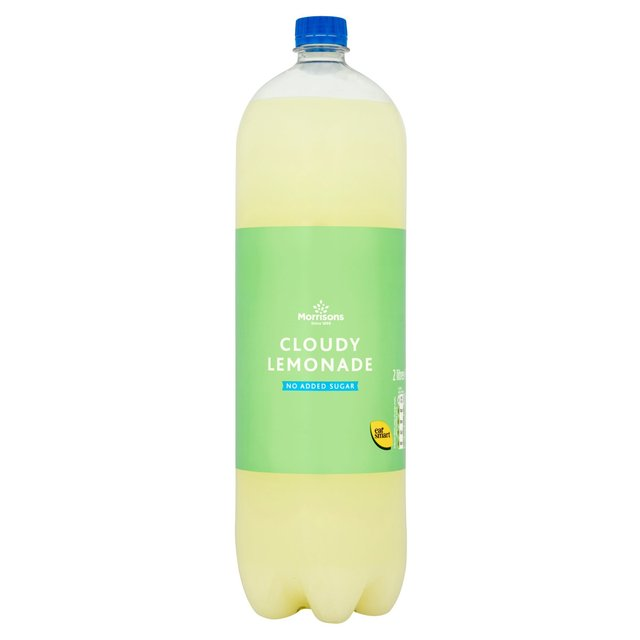 Morrisons No Added Sugar Cloudy Lemonade