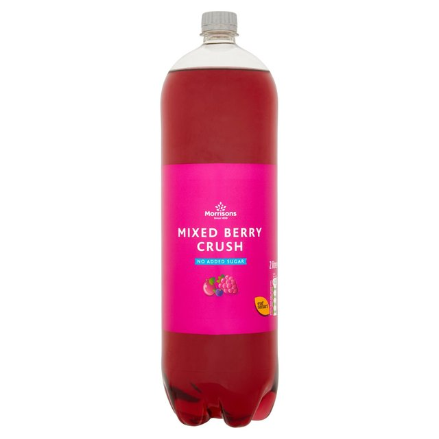 Morrisons No Added Sugar Berry Crush