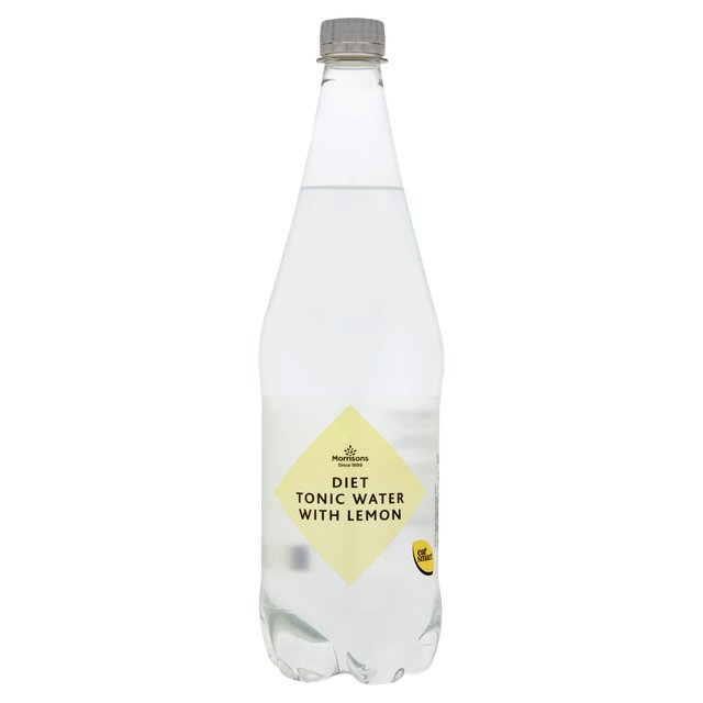 Morrisons Diet Indian Tonic Water with A Hint of Lemon