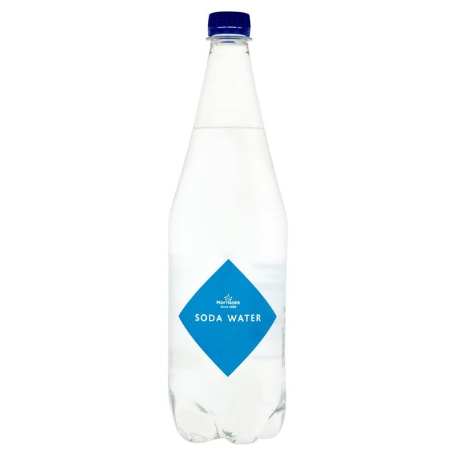 Morrisons Soda Water