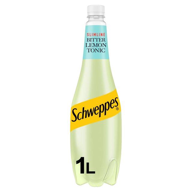 Schweppes Slimline Bitter Lemon