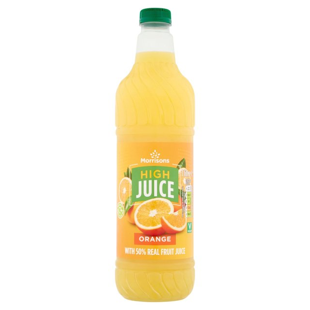 Morrisons Orange High Juice
