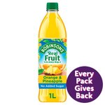 Robinsons No Added Sugar Orange & Pineapple Squash