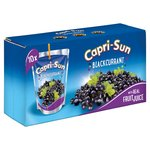 Capri-Sun Blackcurrant Juice Drinks