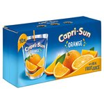 Capri-Sun Orange Juice Drinks