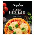 Napolina Large Pizza Bases