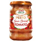 Sacla Sun-Dried Tomato Red Pesto