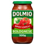 Dolmio Spicy Chilli Sauce for Bolognese