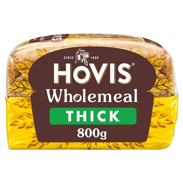 Hovis Tasty Wholemeal Thick Bread