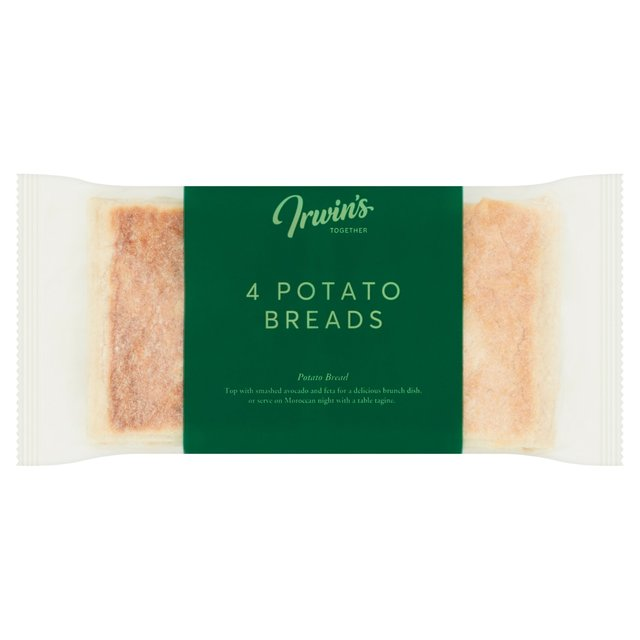 Morrisons: Rankin Irish Potato Farls 4 Pack 240g(Product Information)
