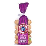 New York Bagel Co. Cinnamon & Raisin