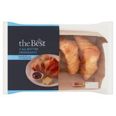 Morrisons The Best All Butter Croissants