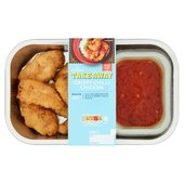 Morrisons Takeaway Crispy Chilli Chicken