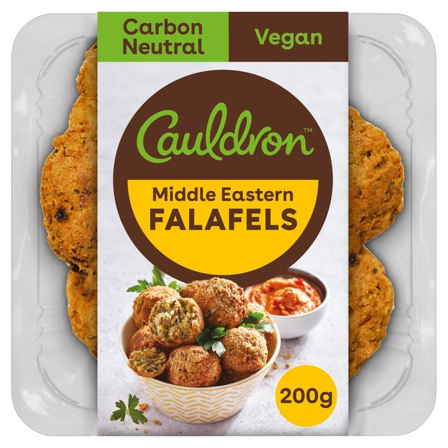 Cauldron Vegetarian Falafel