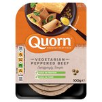 Quorn Meat Free Peppered Beef