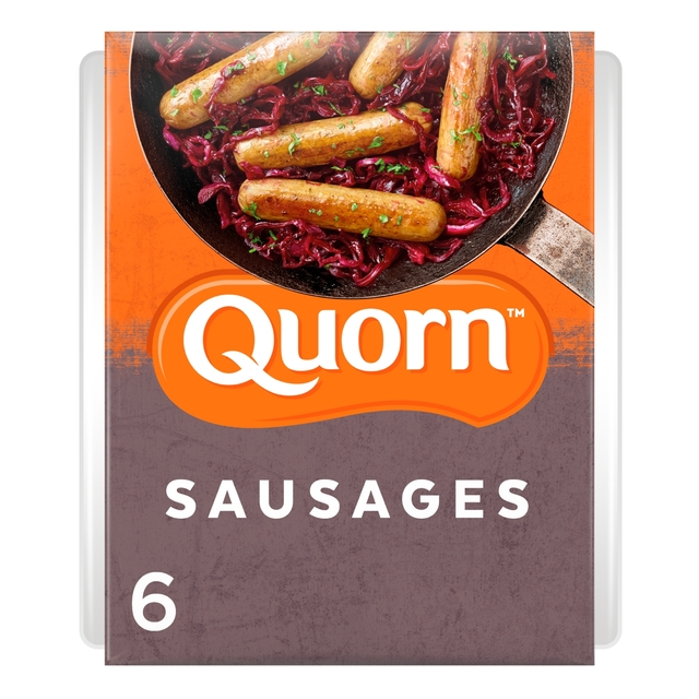 Quorn Sausages 6 Pack