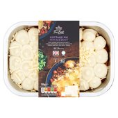 Morrisons The Best Cottage Pie with Real Ale Gravy