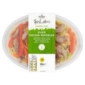 Morrisons Duck Noodles