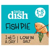 Little Dish 1yr+ Fish Pie