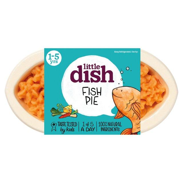 Little Dish Salmon & Pollock Fish Pie