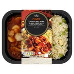 Morrisons Chinese Barbecue Pork with Egg Fried Rice