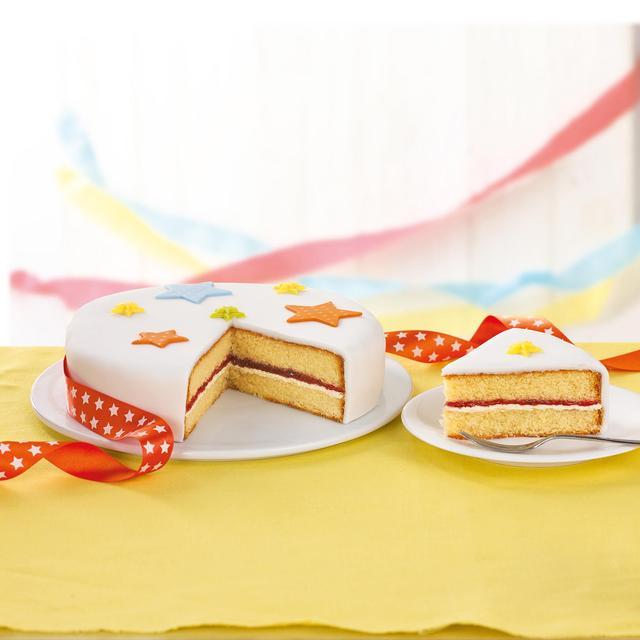 Morrisons Morrisons Large Shining Star Celebration Cake