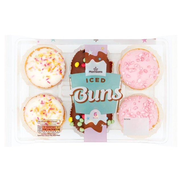Iced Fairy Cake Pack