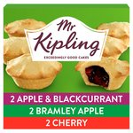 Mr Kipling Fruity Pies Selection