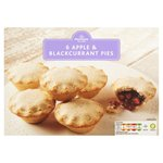 Morrisons Apple & Blackcurrant Pies
