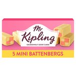 Mr Kipling Mini Battenberg Cakes