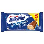 McVitie's Milky Way Cake Bars