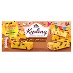 Mr Kipling Choc Chip Cake Slices