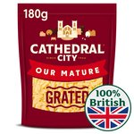Cathedral City Grated Mature Cheese