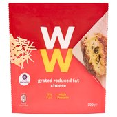 Weight Watchers Reduced Fat Grated Mature Cheese