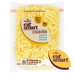 Morrisons Eat Smart 50% Reduce Fat Mature Grated Cheddar