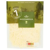 Morrisons Grated Mozzarella