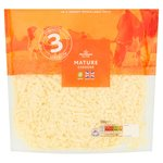 Morrisons Mature Grated Cheddar