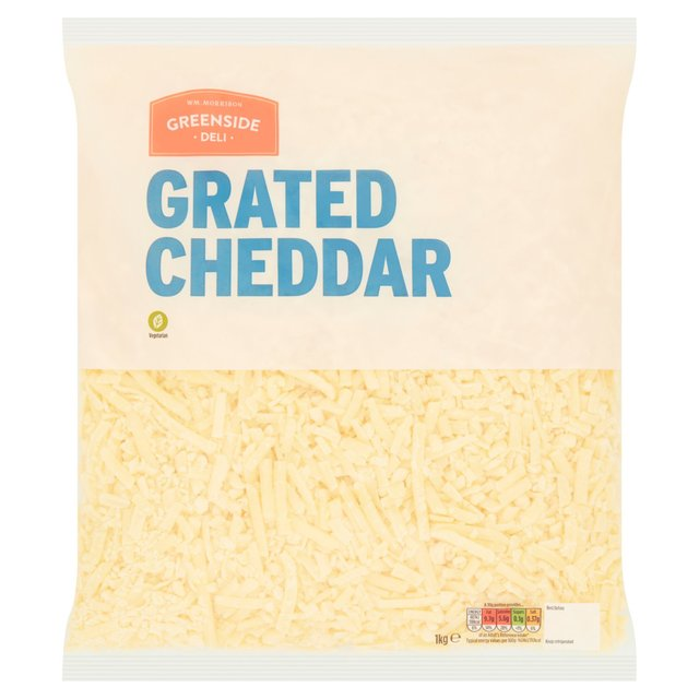M Savers Grated Cheddar