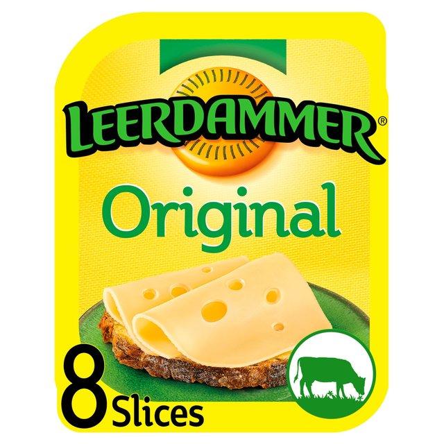 Leerdammer Original Cheese 8 Slices