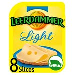 Leerdammer Light Cheese 8 Slices
