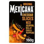 Mexicana Original Hot Cheddar Slices